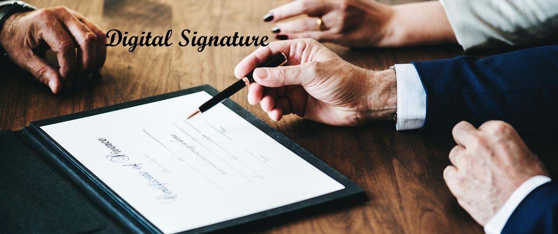 Digital Signature, DSC